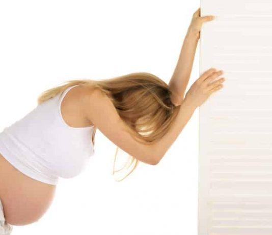 comment combattre le mal de dos en cas de grossesse ?