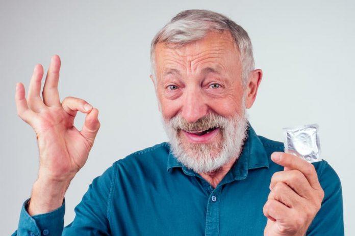 le sexe après 60 ans, toujours actiif !