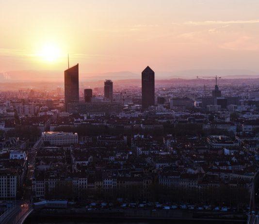 canicule et pollution à Lyon