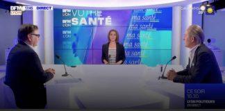 emission BFM Lyon Votre santé invité hervé jouve