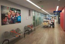 Hôpital de la Croix-Rousse en alerte Covid-19