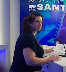 Emmanuelle Lafoux CPAM rhône