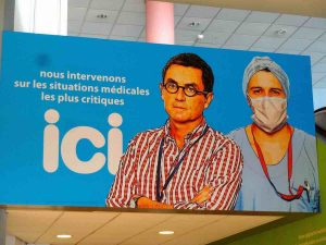 coronavirus déprogrammation hôpital lyon