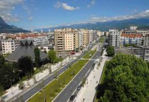 Grenoble grands boulevards coronavirus