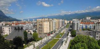 Grenoble grands boulevards coronavirus
