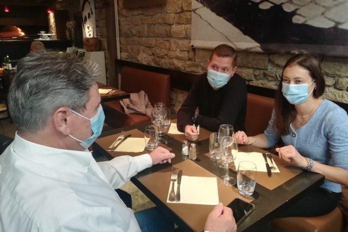 restaurants lyon sous surveillance à cause de l'épidémie de Covid-19
