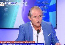 coronavirus interview Pascal Auclair Votre Santé