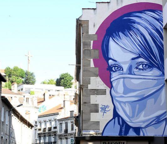 Saint Etienne ville record pour l'épidémie de coronavirus en France