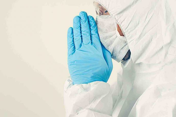 coronavirus médecins et hôpital