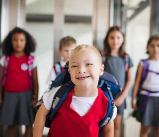 école inclusive en Auvergne-Rhône-Alpes