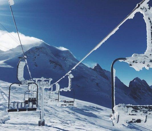 Pas d'ouverture des stations de ski avant janvier.