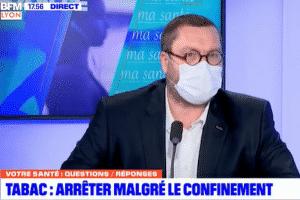 Sébastien Couraux sur BFM TV Lyon