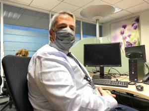 Maxime Beltier patron contact tracing CPAM du rhone