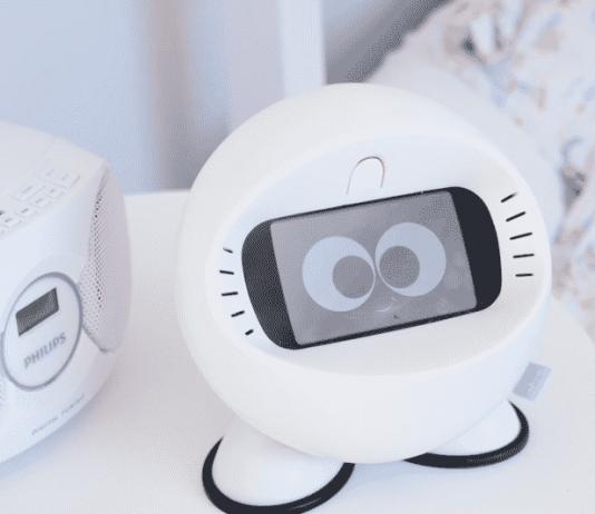 Joe, robot connecté made in Lyon
