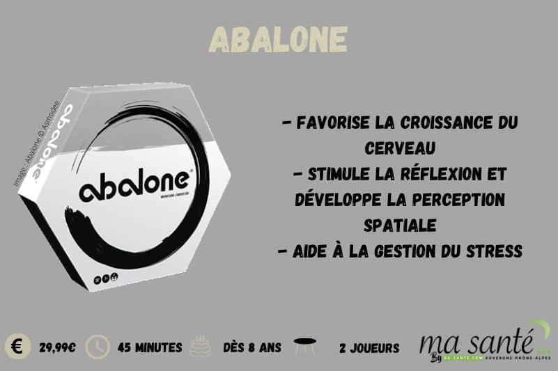Une référence mondialement connue : Abalone - Ma Santé