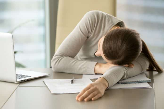 trouble du sommeil, la narcolepsie
