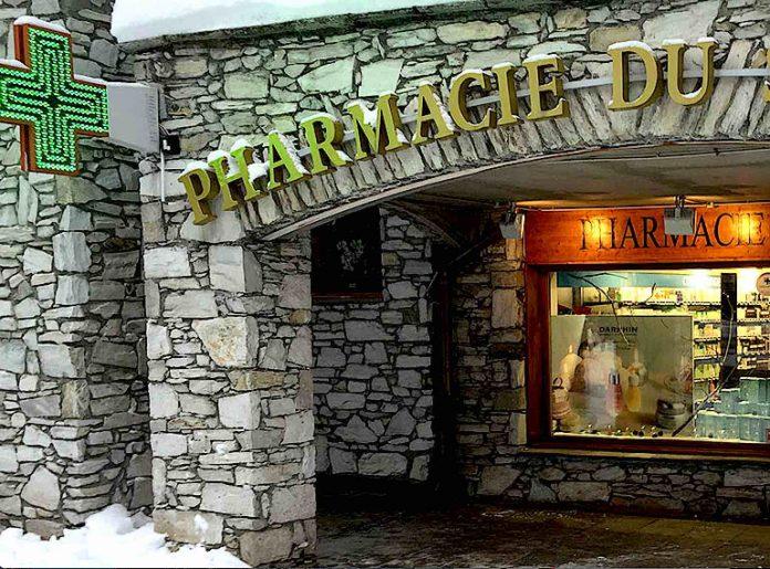 pharmacie montagne covid