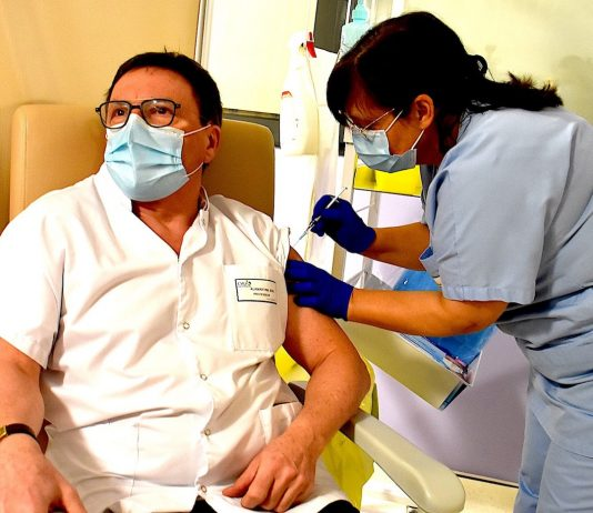 vaccination covid rhone