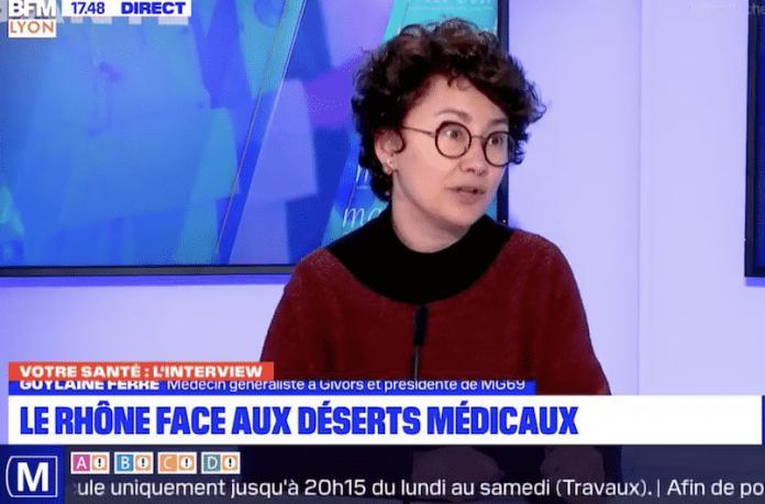 le département du Rhône face aux déserts médicaux