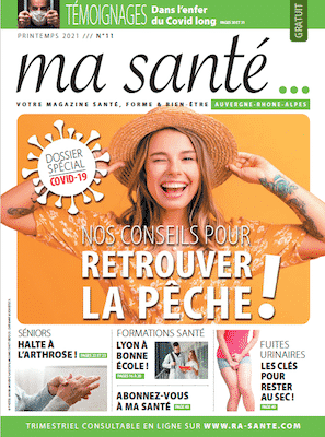 Couverture magazine Ma Santé 11