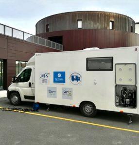 camion urps dentistes ARA