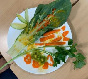Création d'une patiente Cuisine Thérapie