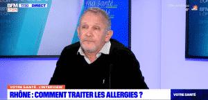 docteur Patrick Azjenberg, allergologue à Lyon