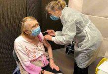 vaccination covid plus de 75 ans