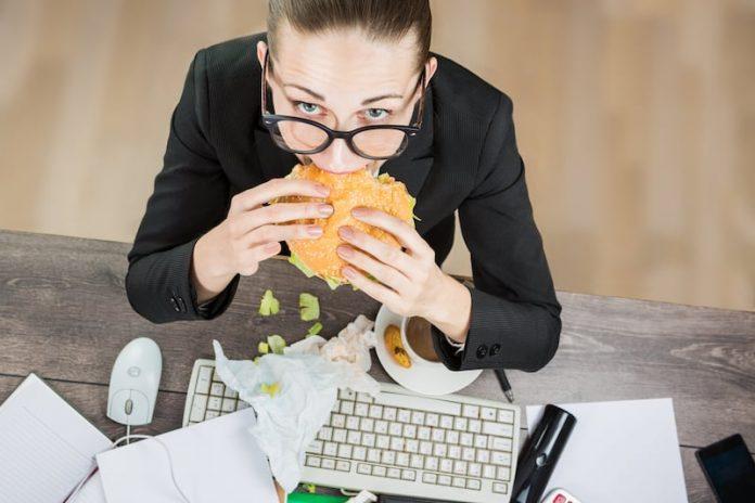 santé travail alimentation bureau