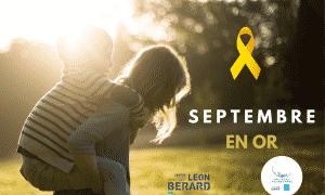 septembre-en-or-cancer-enfant ©CentreLeonBerard